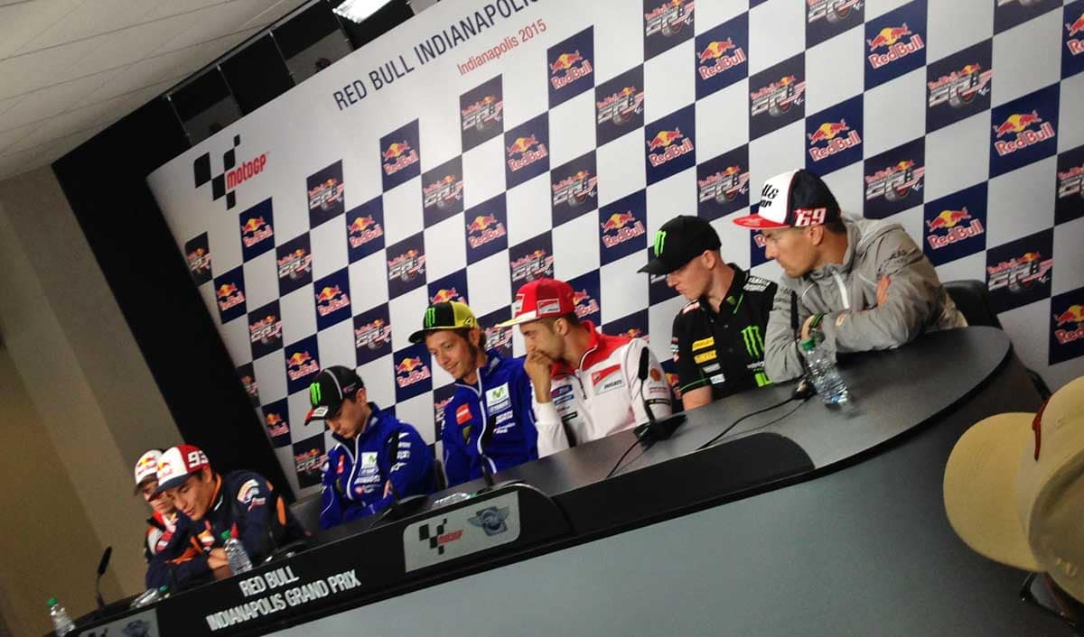 After a short break, the MotoGP world championship resumes this weekend at IMS.