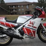 For sale: 1985 Yamaha RVZ500. Ultra-rare Japanese version.