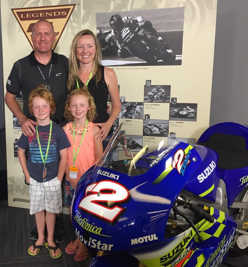 Kenny Roberts Junior Inducted Into MotoGP Legends Hall of Fame – SuperbikePlanet