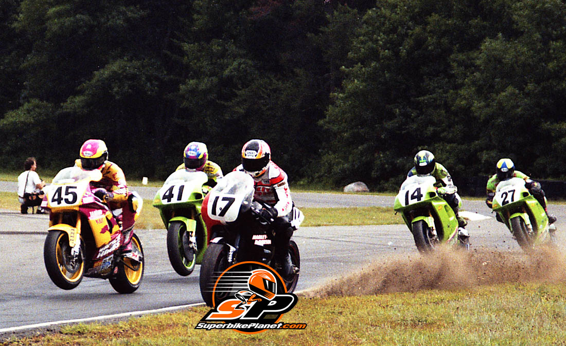 Turn nine, Brainerd, 1994. Also check out the great watermark we have to stick on photos now so the instalosers don't steal them