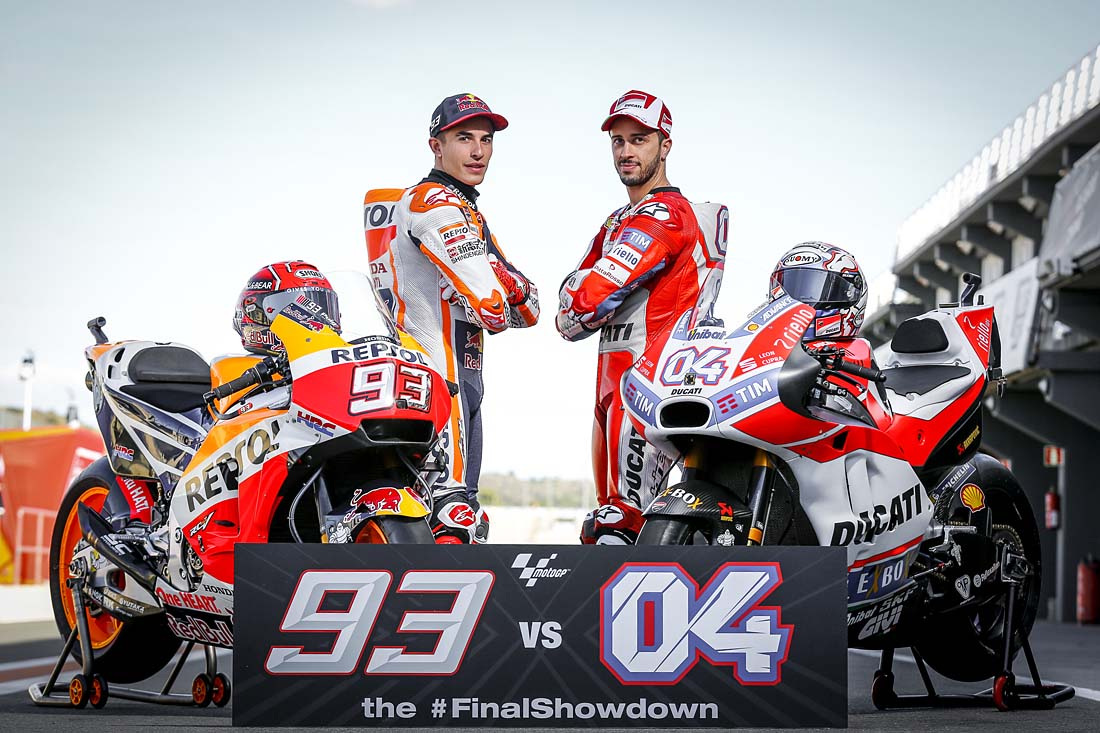 It's Dovi' vs Marquez For the Title – SuperbikePlanet