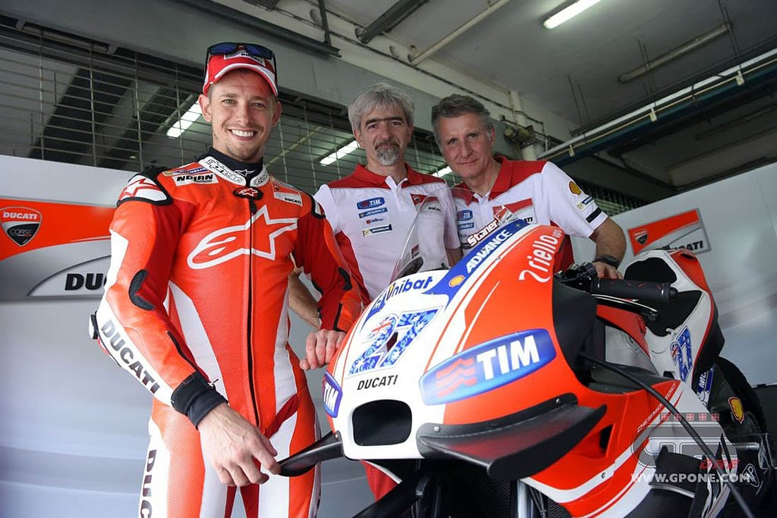 Credit to Casey Stoner, who did the pole and won the race at V-Town in 2011.