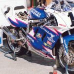 Team Fastline/MCM Suzuki was defending champion in the GTO class of AMA Endurance Racing, with their GSX-R1100 monster bike.
