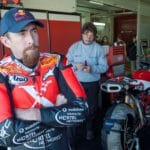 NCR Ducati morphed into a new team after the rights to NCR were sold to Poggipolini. Garry McCoy rode for them.