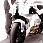 Rainey's Yamaha 500. He won at Laguna USGP every time but once. Michelin, Dunlop, didn't matter. Note: number one plate.