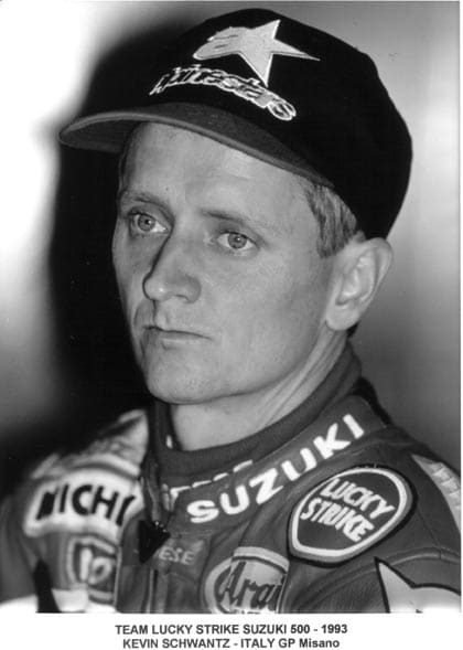 Misano '93. The eyes tell the tale.