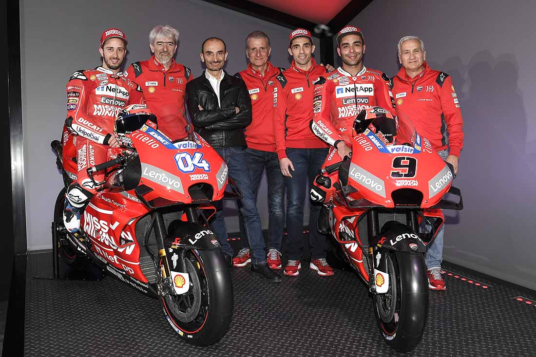 Marlboro Ducati Motogp Rebranded As Mission Winnow Ducati For 2019