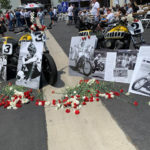 The celebration of life for Gene Romero was help last weekend . A great crowd of friends, family and fans were in attendance.