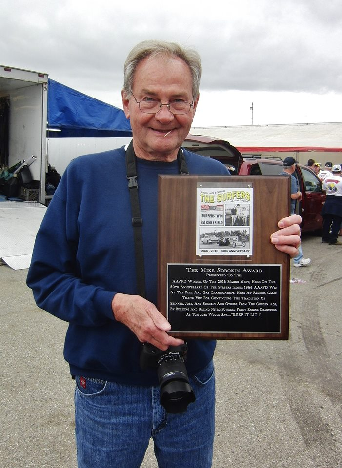 Tom Jobe, American Honda's race team fabricator for years, passed away last weekend after a brief illness.